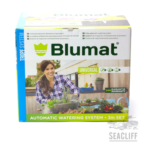 Tropf Blumat Set - 3M (12 cones) - Seacliff Organics Living Soil Amendments New Zealand