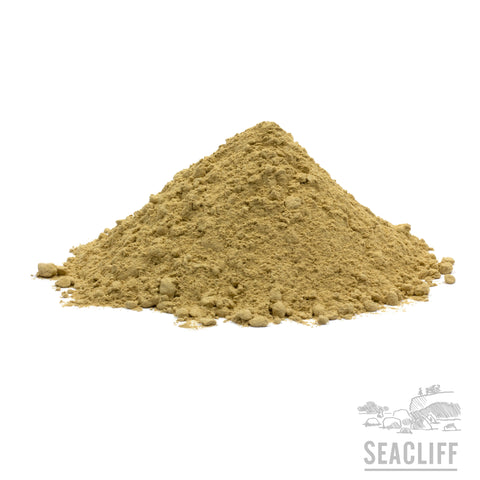 Montmorillionite (Calcium Bentonite) - Seacliff Organics Living Soil Amendments New Zealand