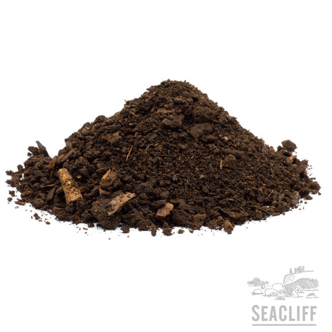Compost Chaos Springs - Seacliff Organics Living Soil Amendments New Zealand