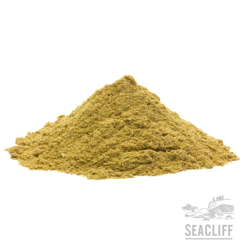 Fish Meal - Seacliff Organics Living Soil Amendments New Zealand