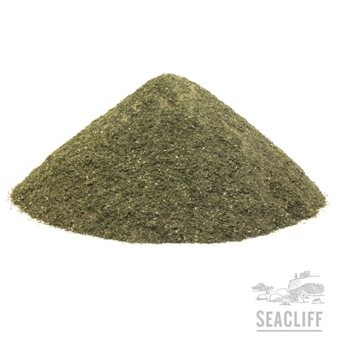 Kelp Meal - Seacliff Organics Living Soil Amendments New Zealand