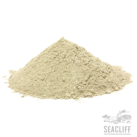 Bluff Oyster Shell Flour  - Seacliff Organics Living Soil Amendments New Zealand