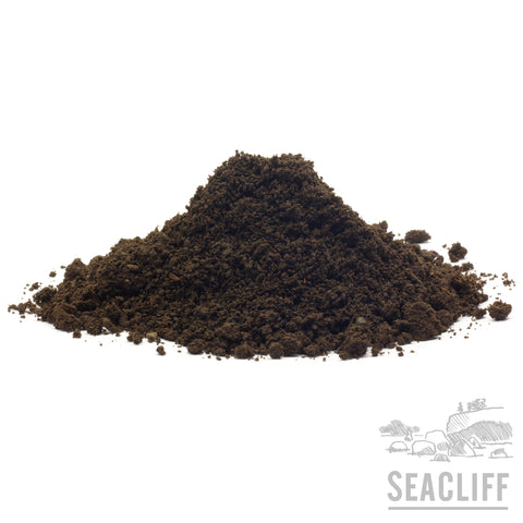 Worm Castings - Seacliff Organics Living Soil Amendments New Zealand