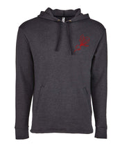 Load image into Gallery viewer, Hoodie - Uptown Farmers Market - Black Heather