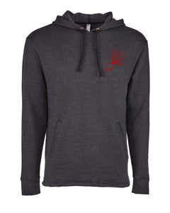 Hoodie - Uptown Farmers Market - Black Heather