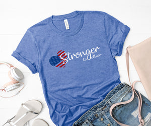 Stronger Together - Unisex T-shirt