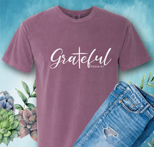 Load image into Gallery viewer, Grateful -  Comfort Colors - Unisex