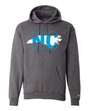 Load image into Gallery viewer, North Carolina - Champion Hoodie - 9 oz.