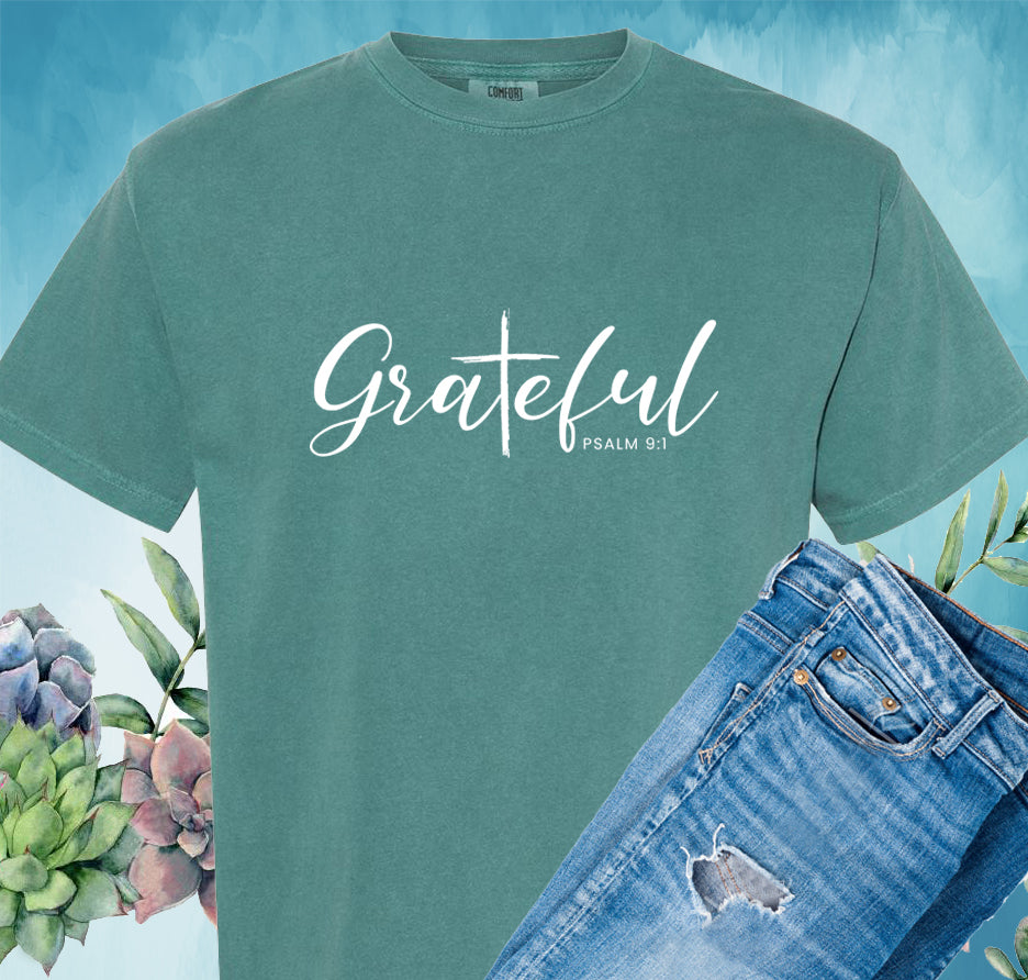 Grateful -  Comfort Colors - Unisex