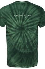 Load image into Gallery viewer, Uptown Farmers Market - Tie Dye - Forest Green