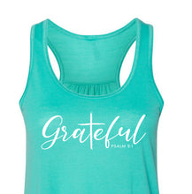 Load image into Gallery viewer, Grateful - Ladies Tank Top