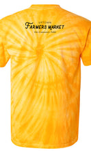 Load image into Gallery viewer, Uptown Farmers Market - Tie Dye - Yellow