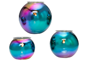 MYSTIC REFLECTIONS TEALIGHT HOLDER TRIO