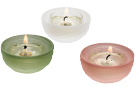 BIRDS NEST TEALIGHT HOLDER TRIO