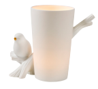 BIRDWATCH VOTIVE HOLDER