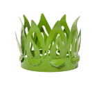 GREEN LOTUS JAR HOLDER