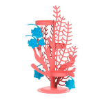 DEEP SEA CORAL TEALIGHT TREE