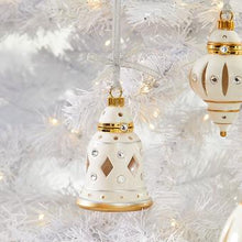 Load image into Gallery viewer, SMARTSCENTS BY PARTYLITE™ FLAMELESS FRAGRANCE HOLDER – OPULENT BELL HANGING ORNAMENT