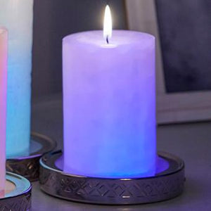 COLOR STOP CANDLE BASE