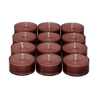 Tealights are perfect for adding soft fragrance and multiple points of light in our beautiful selection of home décor. Available in all PartyLite's exclusive fragrances and with a burn time of 4-6 hours