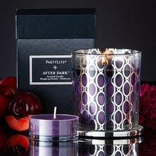 Load image into Gallery viewer, AFTER DARK™ VELVET PLUM SCENTED JAR CANDLE