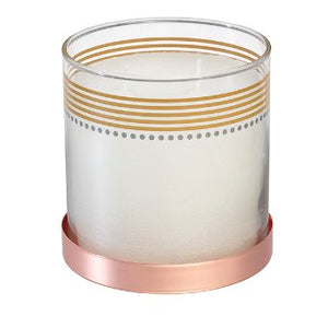 Top to toe glow is instantly illuminated when you light this GloLite Jar Candle, featuring our patented wax formula.