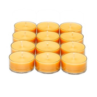 Tealights are perfect for adding soft fragrance and multiple points of light in our beautiful selection of home décor. Available in all PartyLite's exclusive fragrances and with a burn time of 4-6 hours.
