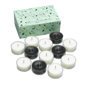 YOU'RE SO FRESH 12-PIECE TEALIGHT CANDLE SAMPLER