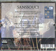 Load image into Gallery viewer, Sanssouci with personalized Autograph of the Artist