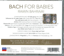 Load image into Gallery viewer, Bach for Babies with personalized Autograph of the Artist