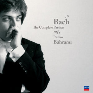 The Complete Partitas with personalized Autograph of the Artist