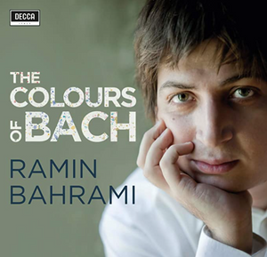 The Colours of Bach with personalized Autograph of the Artist