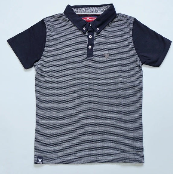 Boys Diesel Polo - 789 Navy