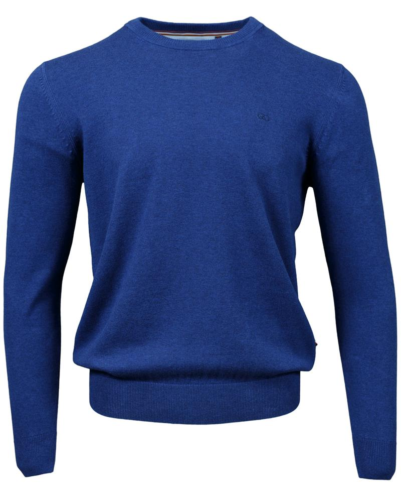 Andre Achill Crew Neck Sweater - Ink