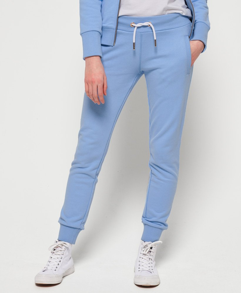 Superdry Ladies Orange Label Elite Jogger - Elite Blue