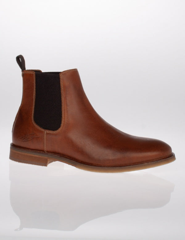 Lloyd & Pryce Booth Boot - Russet