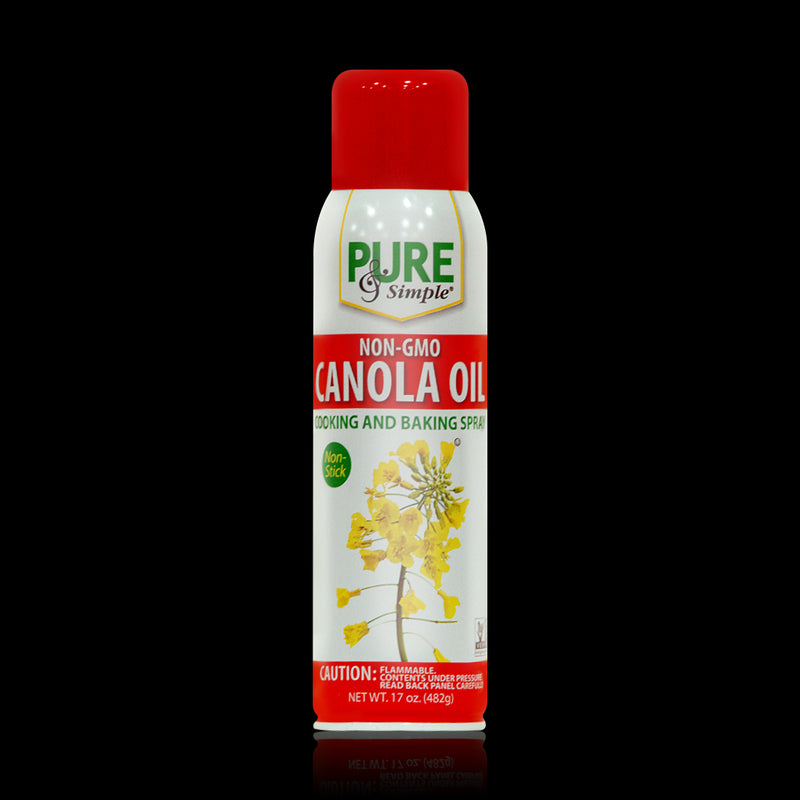 Canola Oil Spray Pure & Simple 482g