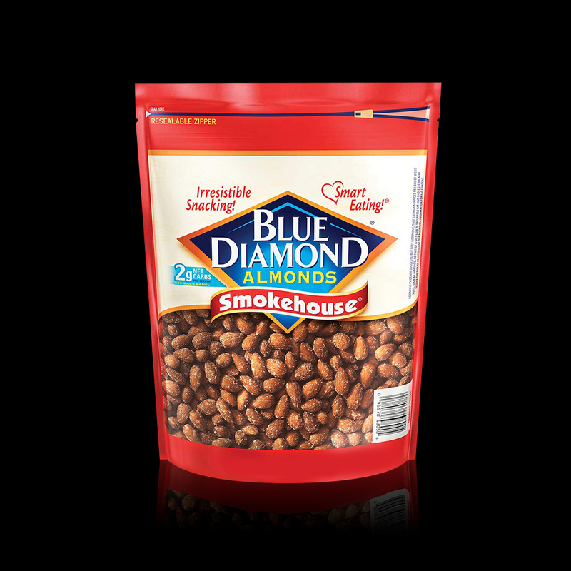 Almonds Smokehouse Blue Diamond 1.3 Kg