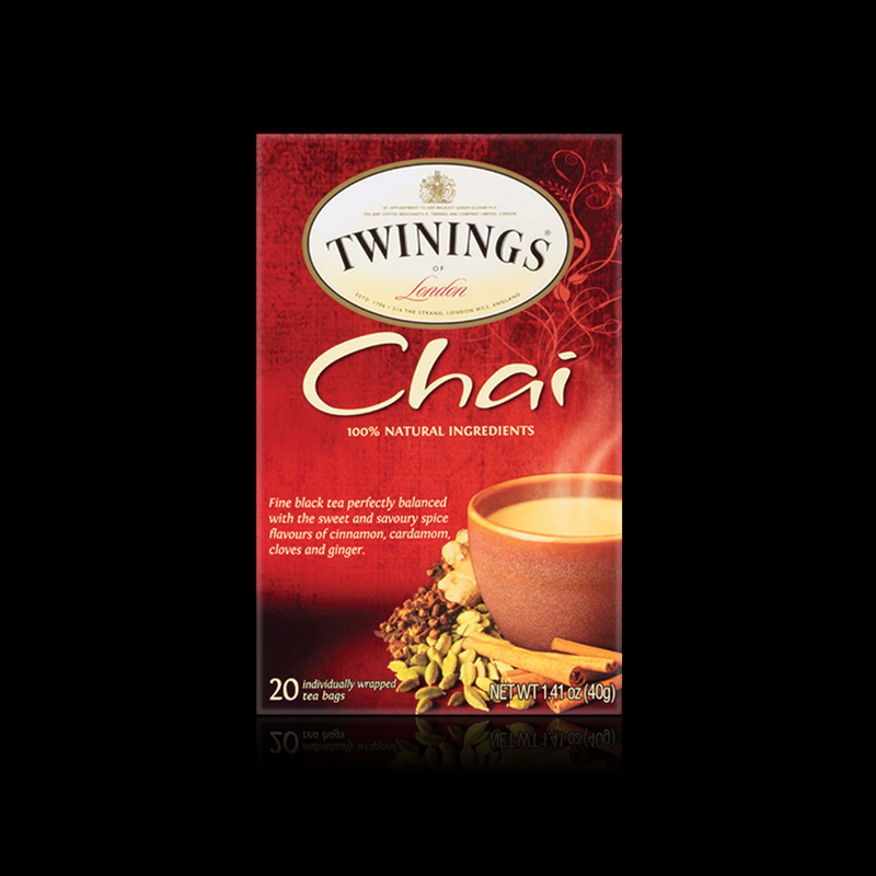Chai black tea twinings 40 g