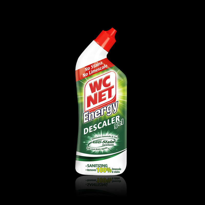 Descaler Gel Energy Wc Net 750 ml