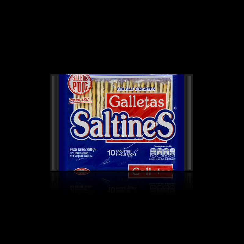 Saltines Galleta Salada Puig 240g