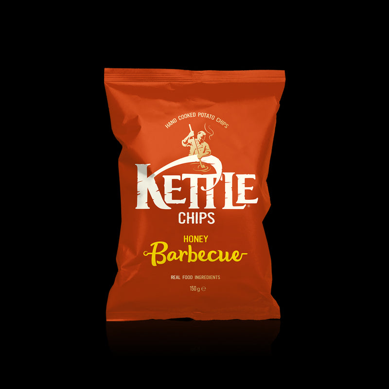 Chips honey barbecue  kettle  150 g