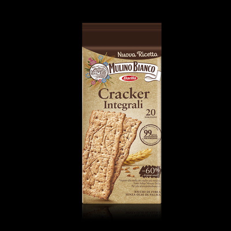 Cracker Integrali Mulino Bianco 500 g