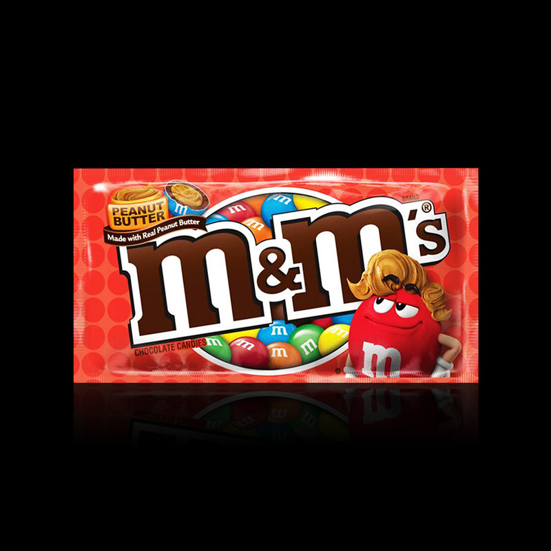 Chocolate Candies Peanut Butter M&M 49g