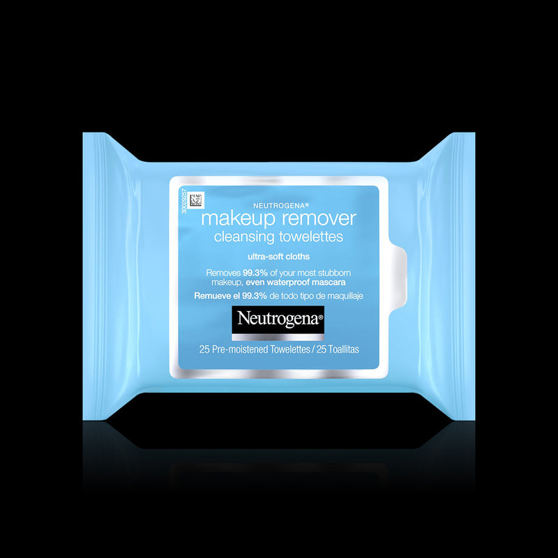 Makeup Remover Cleansing Towelettles Neutrogena