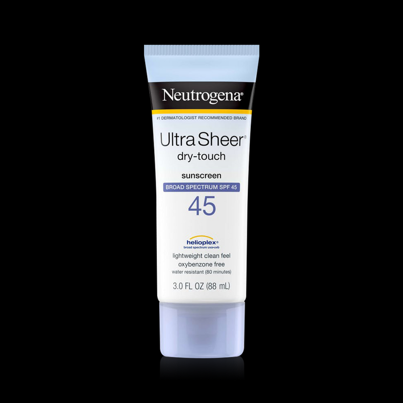 Ultra Sheer Broad Spectrum Spf 45 Neutrogena 88ml