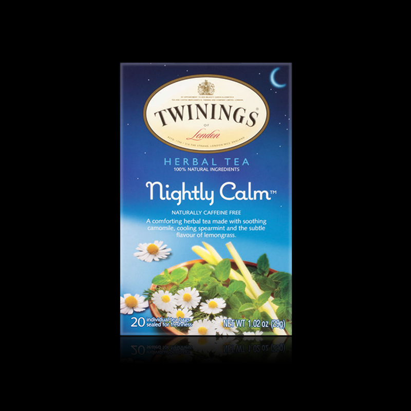 Nightly Calm Herbal Tea Twinings 40g
