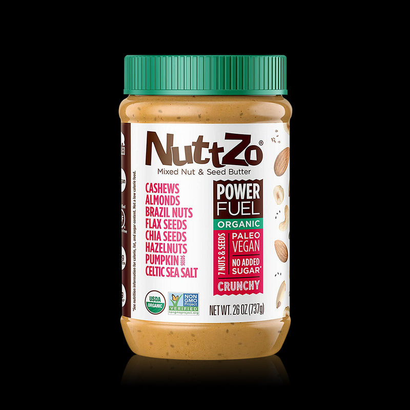 Mixed Nut & Seed Butter Nuttzo 737g