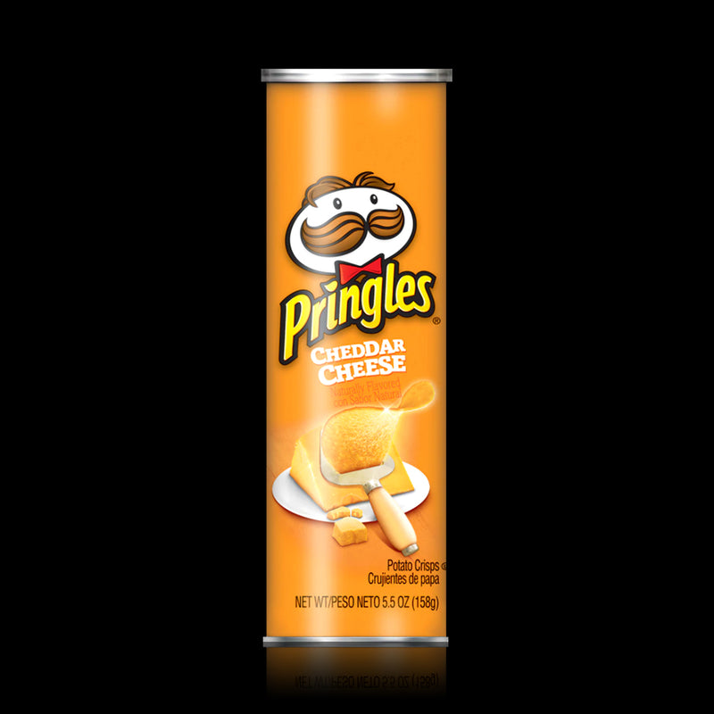 Pringles Cheddar Cheese 158 g