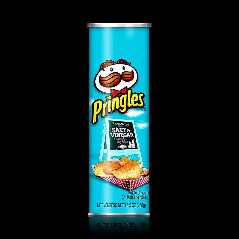 Pringles Salt & Vinegar 158 g